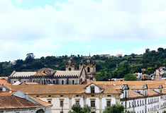 Monastery of Alcobaca, Alcobaca, Portugal Stock Image