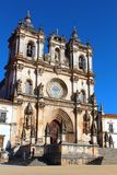 The Monastery of Alcobaca, Portugal. stock photography