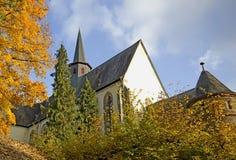 Monastery Altenberg Stock Image