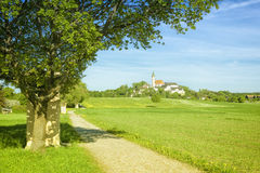 Monastery Andechs Royalty Free Stock Image