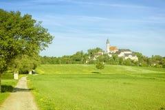 Monastery Andechs Stock Photography