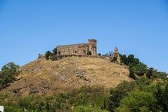 Monastery at Aracena, Huelva, Andalusia, Spain Stock Photo