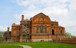 Monastery of Archangel Michael Stock Images