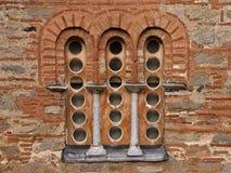 Monastery architecture detail Royalty Free Stock Photos