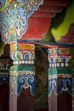 Monastery architecture detail Royalty Free Stock Photo