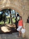The Monastery Of Arkadi. Royalty Free Stock Photo