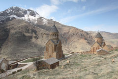 Monastery in Armenia Stock Image