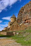 Monastery in Armenia Royalty Free Stock Photos