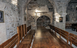 Monastery of the Armenian Apostolic Church of Surb Khach, the m Royalty Free Stock Photography