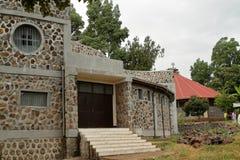 Monastery at Bahir Dar on the Tana Lake in Ethiopia Royalty Free Stock Photos