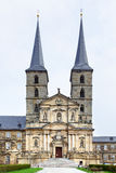 Monastery in Bamberg Stock Photography