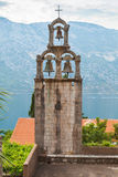 Monastery Banja. Risan, Montenegro. Bell tower of Orthodox Monastery Banja. Risan, Montenegro. Founded in the 12th century, reconstruction in the early 18th Stock Photography