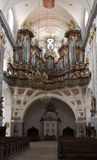 Monastery - Bardo Slaskie Stock Photo