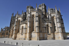 Monastery Batalha Royalty Free Stock Photo