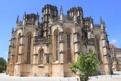 Monastery of Batalha Stock Photography