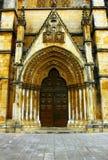 Monastery of Batalha, Batalha, Portugal Royalty Free Stock Images