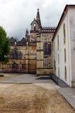 Monastery of Batalha, Batalha, Portugal Stock Images
