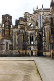 Monastery of Batalha, Batalha, Portugal Royalty Free Stock Photography