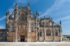 Monastery of Batalha Royalty Free Stock Images