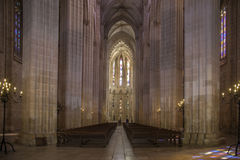 Monastery of Batalha - Portugal Stock Images