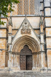The Monastery of Batalha Royalty Free Stock Images