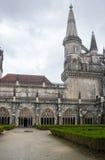 The Monastery of Batalha Royalty Free Stock Photography