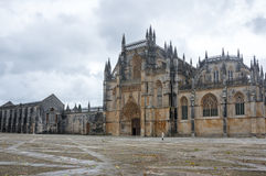The Monastery of Batalha Stock Images