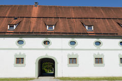 Monastery in bavaria Stock Images