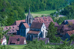 Monastery Bebenhausen Royalty Free Stock Images