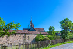 Monastery Bebenhausen Royalty Free Stock Photography