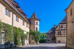 Monastery Bebenhausen royalty free stock photography