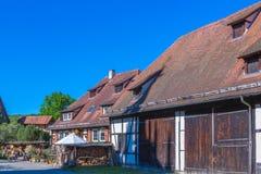 Monastery Bebenhausen stock image