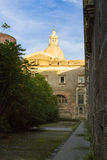 Monastery of Benedettini di San Nicolò L`Arena Royalty Free Stock Images
