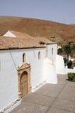 Monastery in Betancuria, Fuerteventura Stock Image