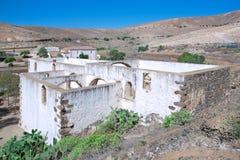 Monastery of Betancuria, Fuerteventura Stock Images