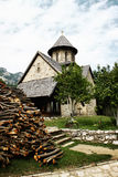 Monastery Blagovestenje Royalty Free Stock Photography