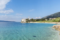 Monastery Bol Brac island Royalty Free Stock Images