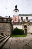 Monastery in Broumov Royalty Free Stock Photography