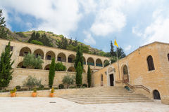 Monastery building Royalty Free Stock Photography