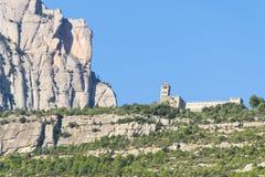 Monastery. Stock Images