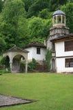 Monastery in Bulgarian mountains Stock Photography