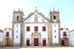 Monastery Cabo Espichel Sesimbra, Portugal Stock Image