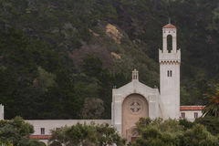 Monastery in California Stock Photography