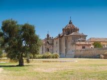 Monastery of Cartuja, Seville Stock Photo