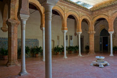Monastery of the Cartuja,  Seville,  Spain Stock Images