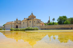 Monastery of the Cartuja,  Seville,  Spain Stock Image