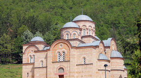 Monastery Celije Stock Image