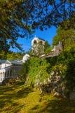Monastery in Cetinje - Montenegro Stock Photo