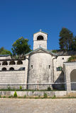 Monastery in Cetinje, Montenegro. Stock Photo