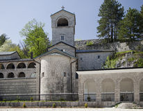 Monastery of Cetinje Stock Photo